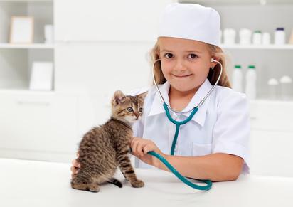 Παιδιά και κατοικίδια ζώα: τρόποι να μειωθεί ο κίνδυνος μετάδοσης νοσημάτων